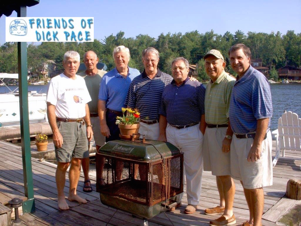 Friends of Dick Pace Fishing Trip